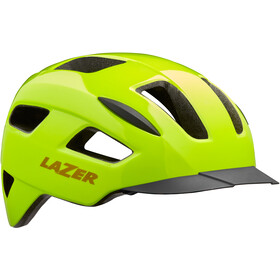 Lazer Lizard Helm, flash yellow